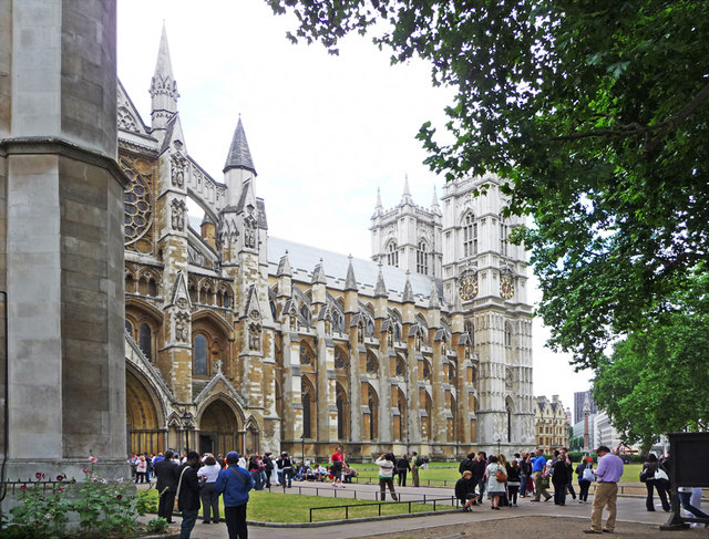 westminster abbbey place
