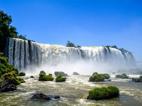 Amazon waterfall